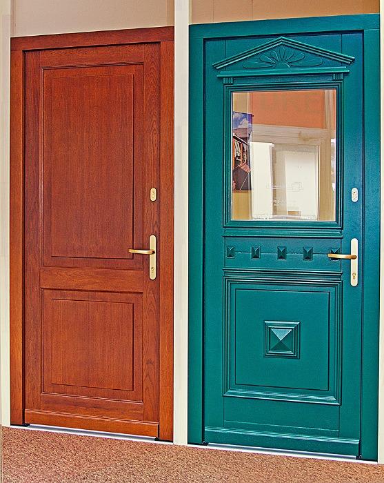drzwi-drewniane