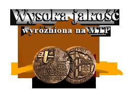 Złote medale na MTP